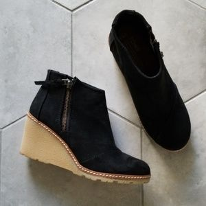 Toms 'Avery' wedge bootie